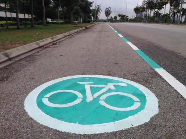bicycle_lane_cyberjaya