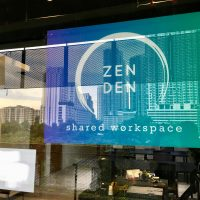 Zen Den Shared Workspace