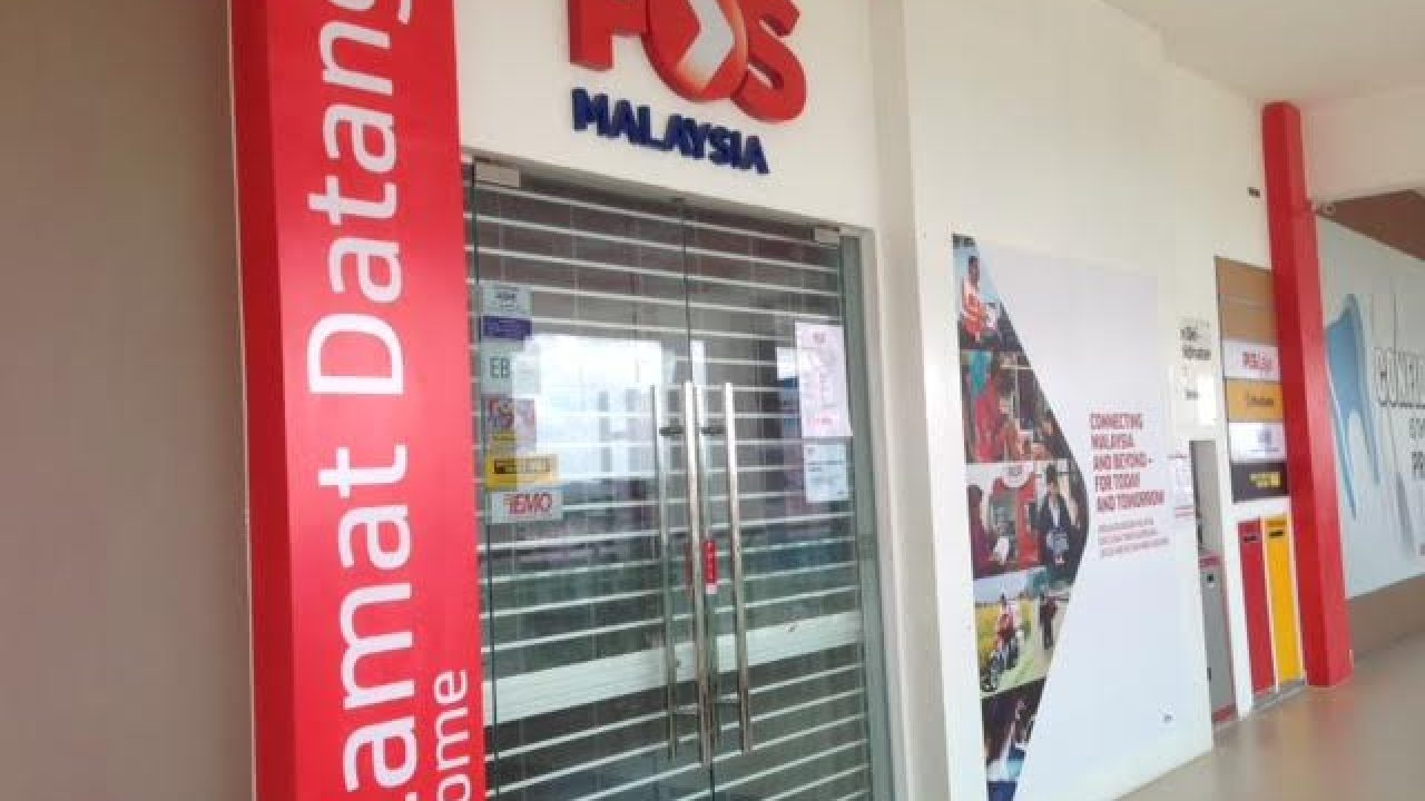 Pos Malaysia Branch Is Now Opened At Shaftsbury Square Cyberjaya