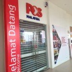 New Pos Malaysia Branch is Now Opened at Shaftsbury Square Cyberjaya