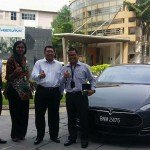 View and Test Drive a Tesla Model S in Cyberjaya this November